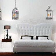 Birdcage Series with Birds - Wall V..