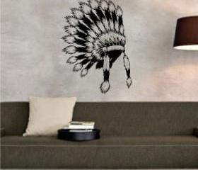 Indian Headdress 4 W..