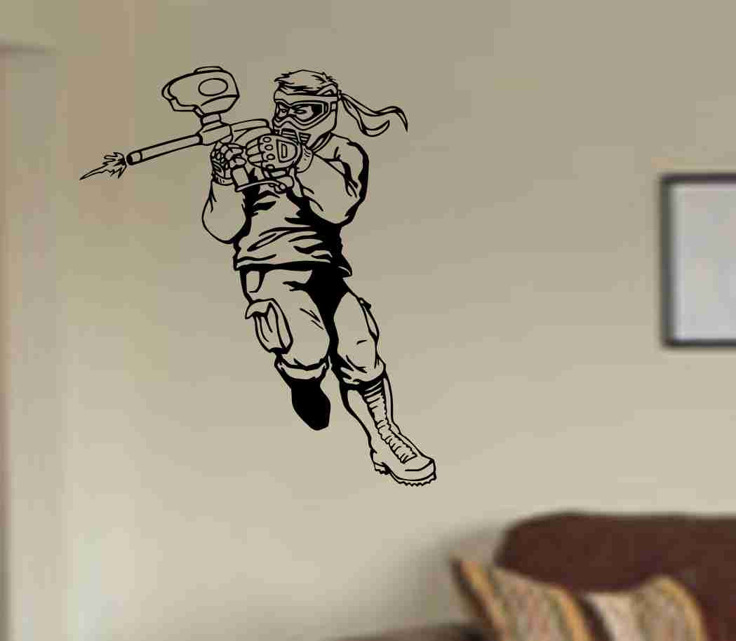 Paintballer Version 104 Sticker Wall Decal Art Graphic
